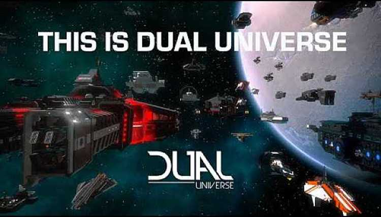 This is Dual Universe Trailer