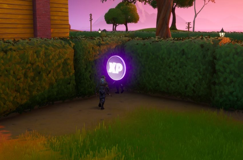 All XP Coin locations in Fortnite Chapter 2 Season 3