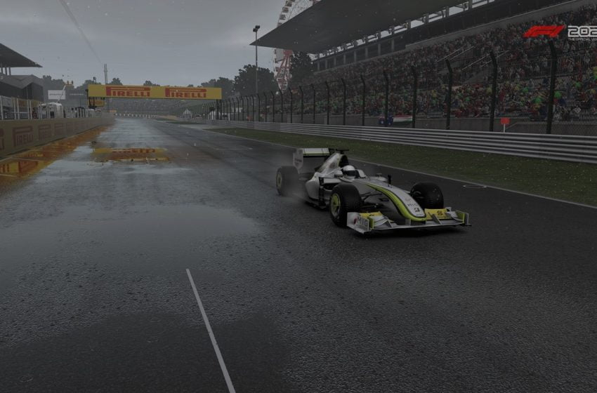 How to use photo mode in F1 2020