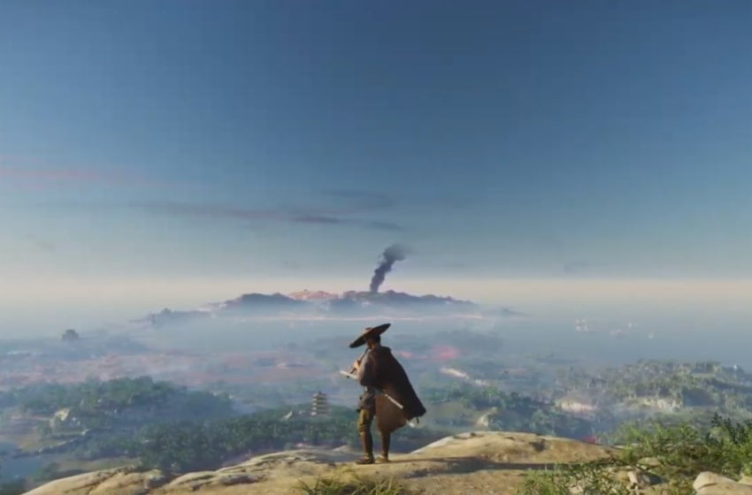 Where to find the Black and White Dye Merchants in Ghost of Tsushima – Monochrome Masters Trophy