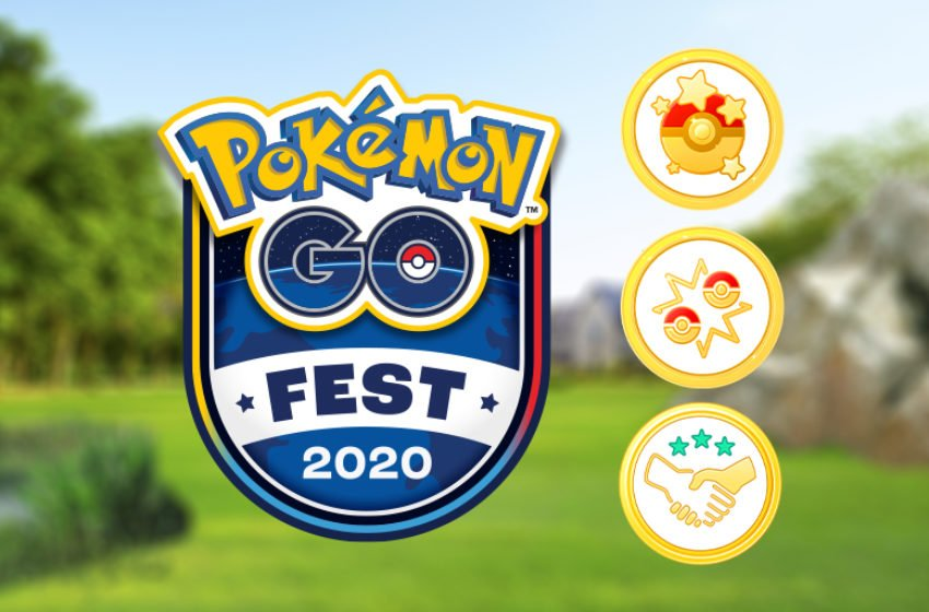 All skill challenges for Pokémon Go Fest 2020 Fest 2020