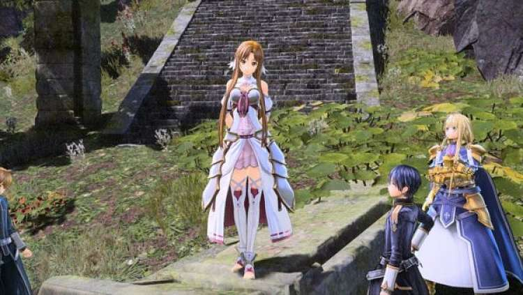 SAO Alicization Lycoris Reind Lakeshore Side Quests Guide