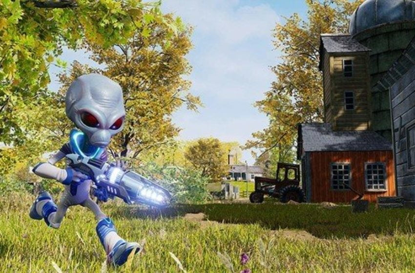 How to farm DNA in Destroy All Humans