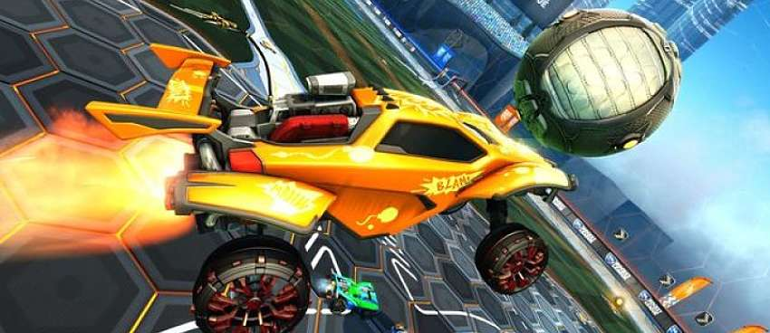 Rocket League going free-to-play