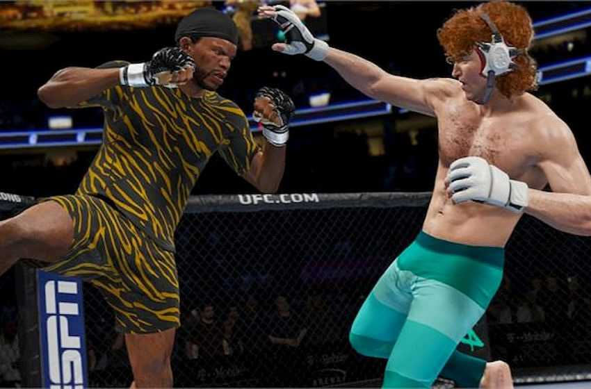 How to change the Grappling Assist HUD in UFC 4