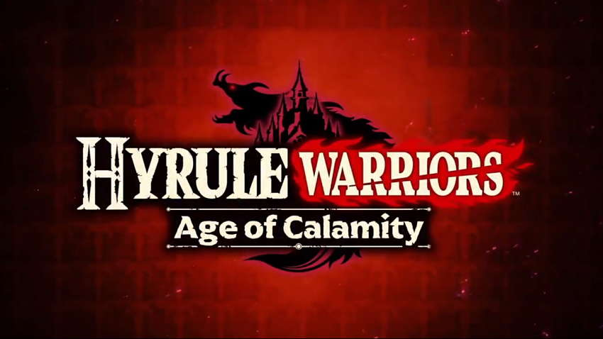 What is the release date for Hyrule Warriors: Age of Calamity?
