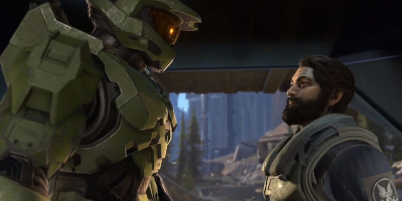 Halo Infinite being split into parts is possible