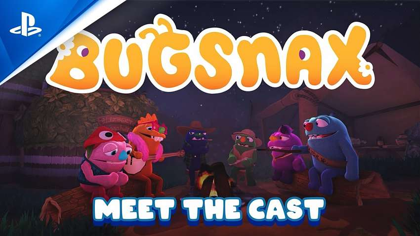 Bugsnax is coming this November