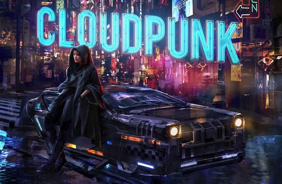 Cloudpunk PC Release Date