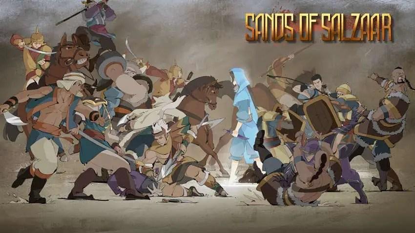 Sands of Salzaar Review