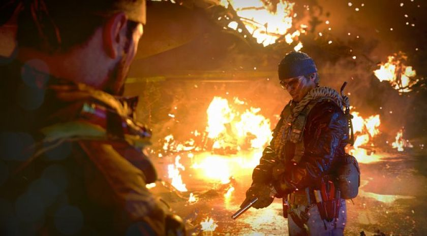 Activision reduces file sizes for COD: Black Ops Cold War