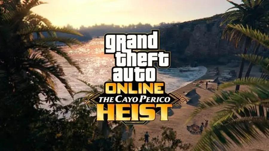 Sail for the Cayo Perico Heist