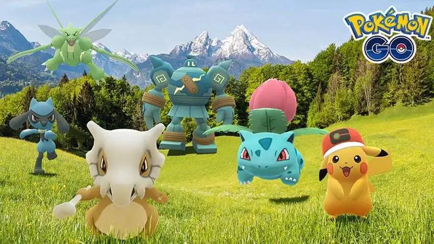 Pokémon Go Animation Week 2020 Rewards and Research Tasks