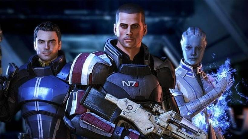 Mass Effect Legendary Edition will be announced tomorrow