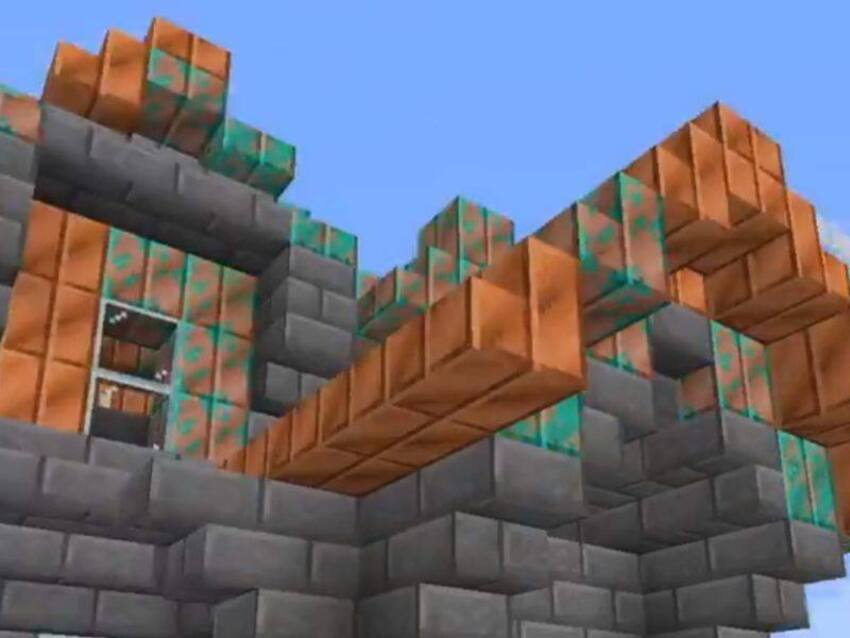 Guide to Copper in Minecraft Caves & Cliffs update