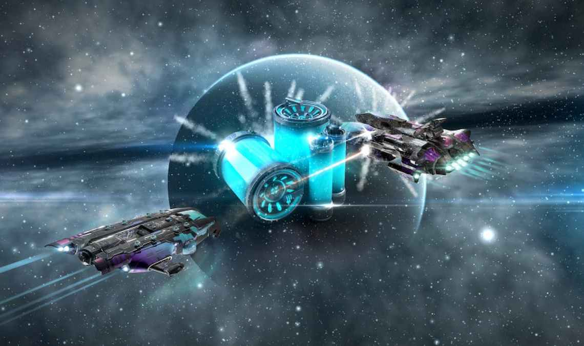 Winter Nexus is coming to EVE Online on December 10
