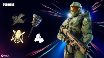 Master Chief joins Fortnite with new Halo content