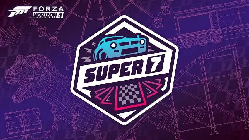 Forza Horizon 4 Super7