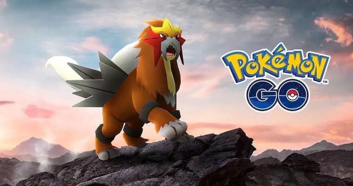 Raikou, Suicune and Entei in Pokémon Go