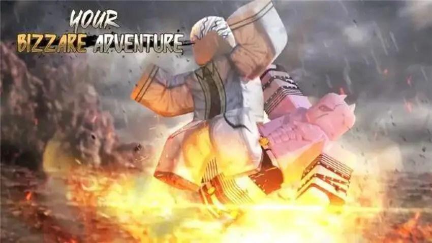 All Roblox Your Bizarre Adventure Codes