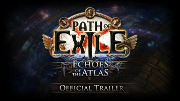 Path of Exile 3.13 -  Echoes of the Atlas announced