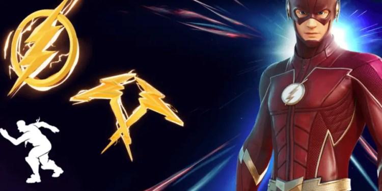 Fortnite Flash set