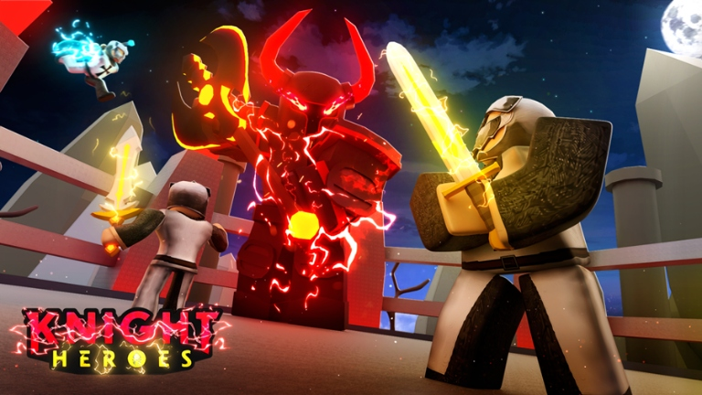 All Roblox Knight Heroes Promo Codes