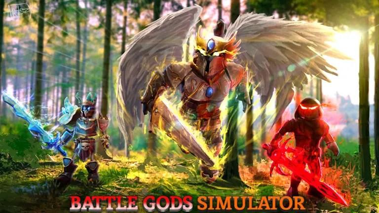 All Roblox Battle Gods Simulator Codes