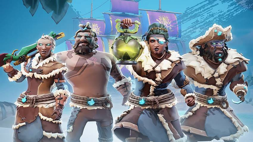 Where to get Soul Fragments in Sea of Thieves