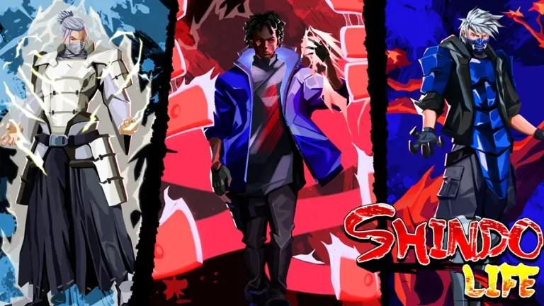 Roblox Shindo Life (Shinobi Life 2) Codes