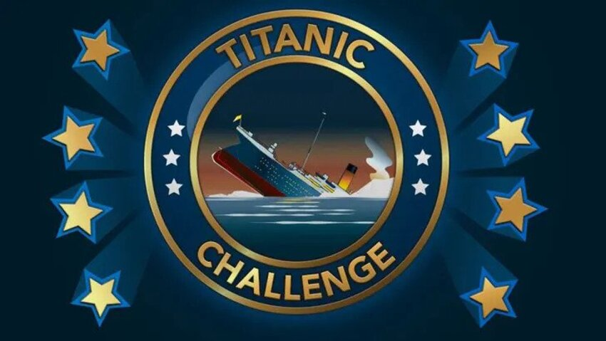 How to Complete The Titanic Challenge in BitLife