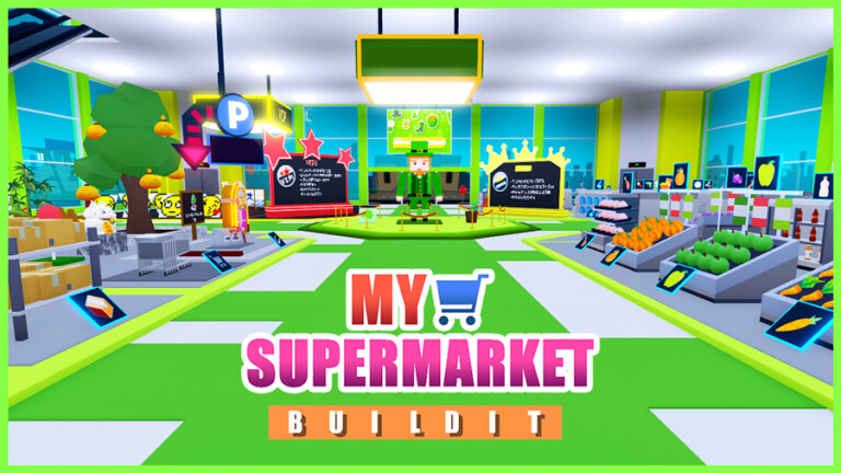 Roblox My Supermarket Codes