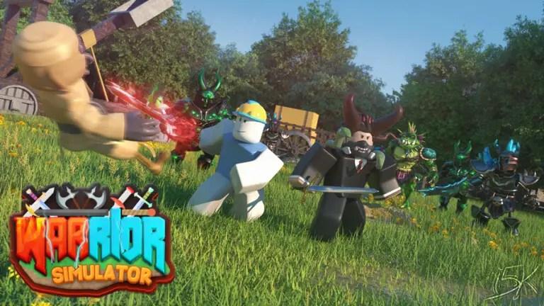 All Roblox Warrior Simulator Codes