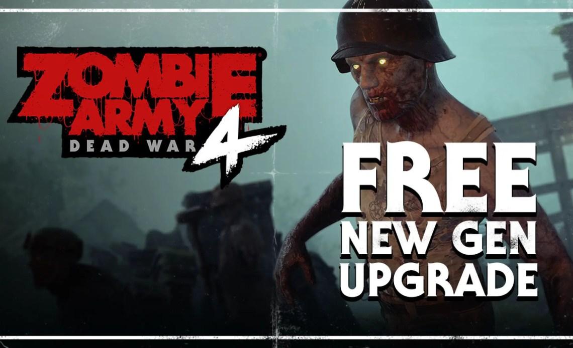 Zombie Army 4 getting next-gen update
