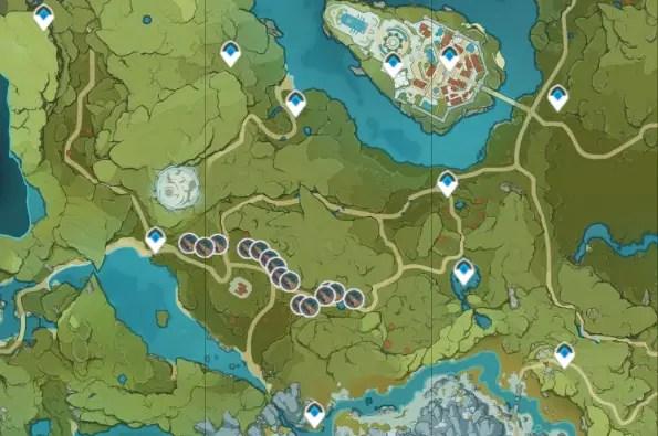 Where to get Fir Wood in Genshin Impact