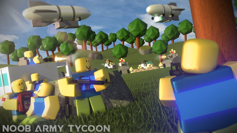 All Roblox Noob Army Tycoon Codes