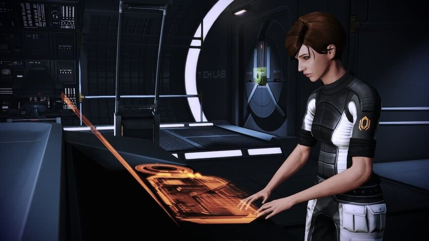 How to romance Kelly in Mass Effect Legendary Edition