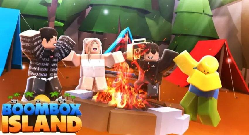 All Roblox Boombox Island Codes