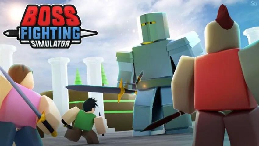 All Roblox Boss Fighting Simulator Codes