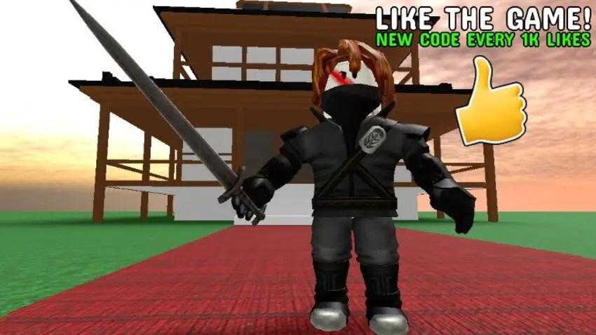 All Roblox Ninja Simulator Codes