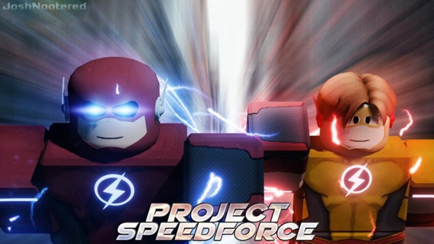 All Roblox The Flash: Project Speedforce Codes