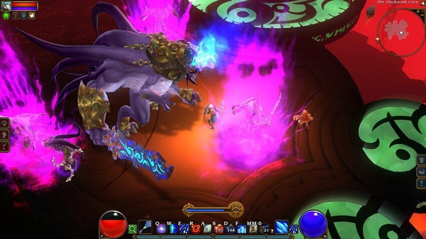 Zynga Acquires Torchlight Developer Echtra Games