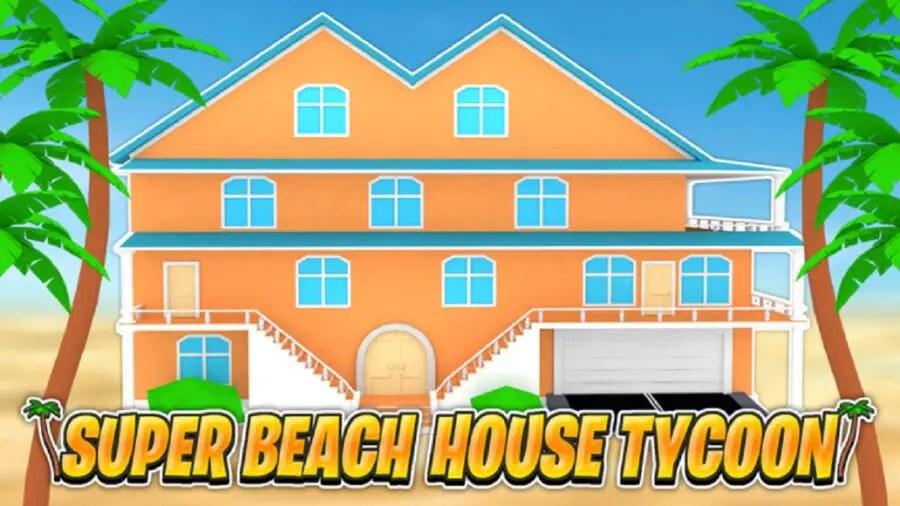 All Roblox Super Beach House Tycoon Codes