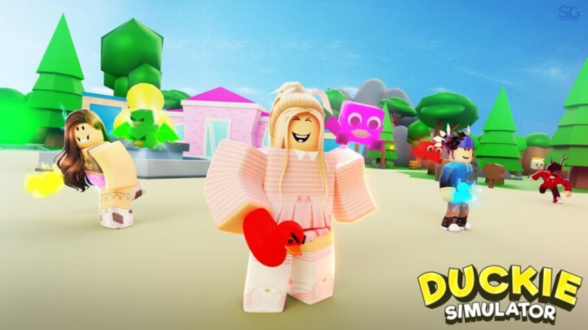 All New Roblox Duckie Simulator Codes
