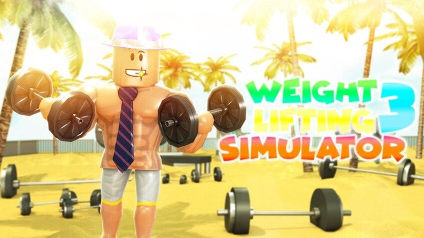 All New Roblox Weight Lifting Simulator 3 Codes