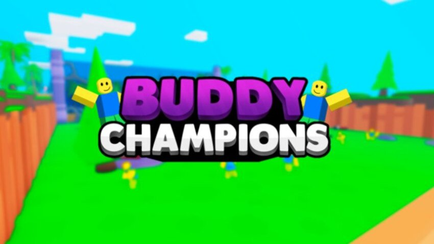 All New Roblox Buddy Champions Codes