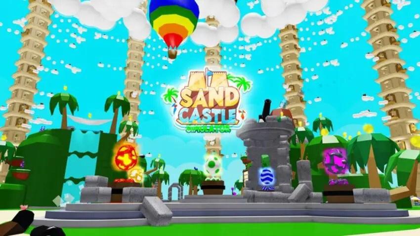 All New Roblox Sandcastle Simulator Codes