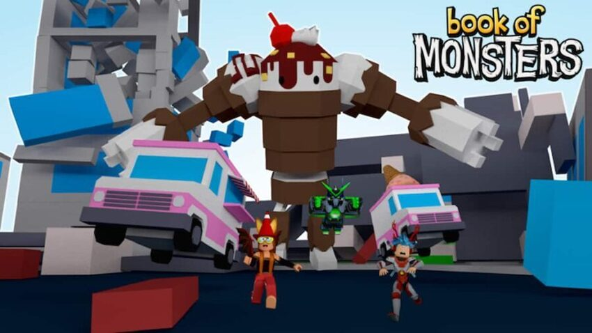 All New Roblox Book of Monsters Codes