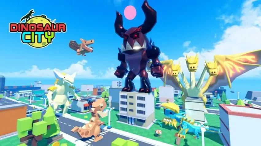 All New Roblox Dinosaur City Codes
