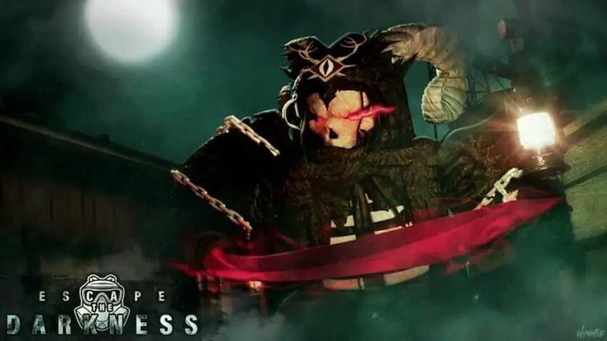 All New Roblox Escape the Darkness Codes